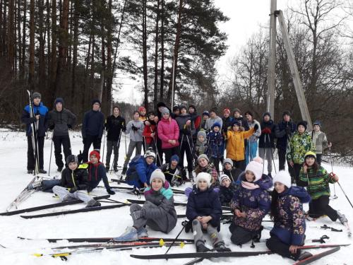 Зимние учебно-тренировочные сборы сборной команды Альметьевска